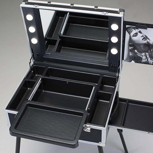 valise maquillage. Black Bedroom Furniture Sets. Home Design Ideas